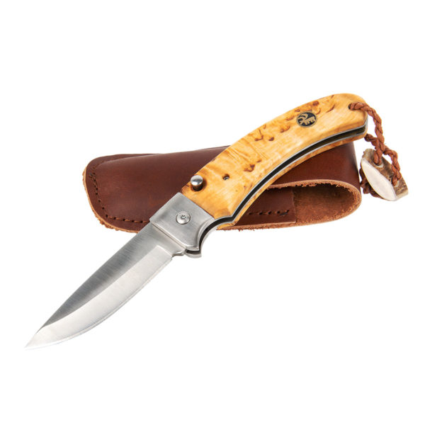 Karesuando Messer Singi Natur im Pareyshop