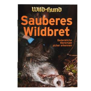 Booklet Sauberes Wildbret / Bedenkliche Merkmale im Pareyshop