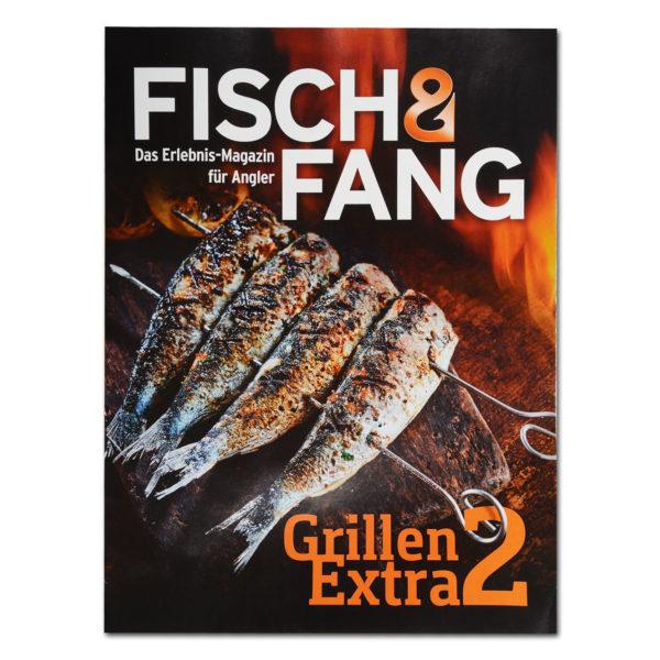 FISCH & FANG Sonderdruck Grillen Extra Band 2 im Pareyshop