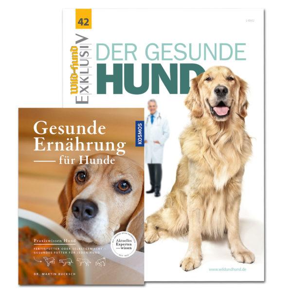 Hunde Vorteilsset 1: Ernährung im Pareyshop