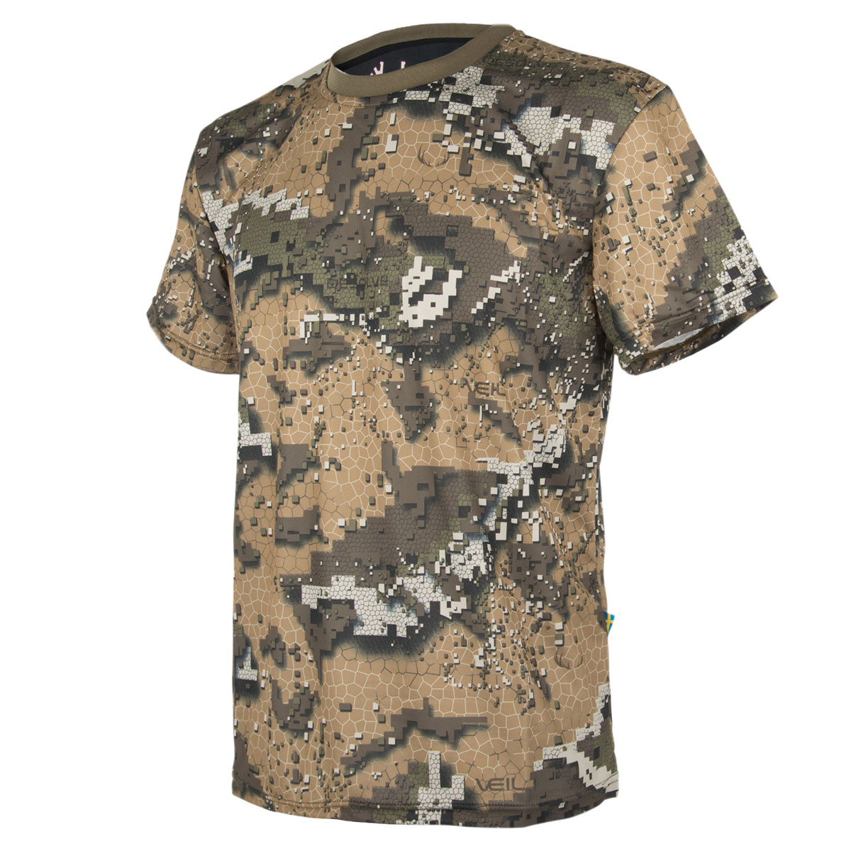 SWEDTEAM T-Shirt Desolve Veil im Pareyshop 417f9a39e9