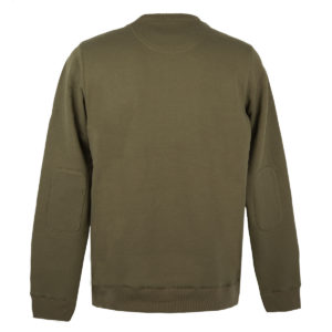 SWEDTEAM Sweater Oscar Grün im Pareyshop