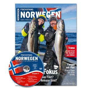 FISCH & FANG Sonderheft Nr. 41: Norwegen-Magazin Nr. 11 + DVD im Pareyshop