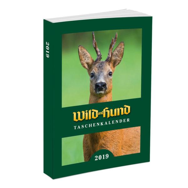 Taschenkalender WILD UND HUND 2019 im Pareyshop