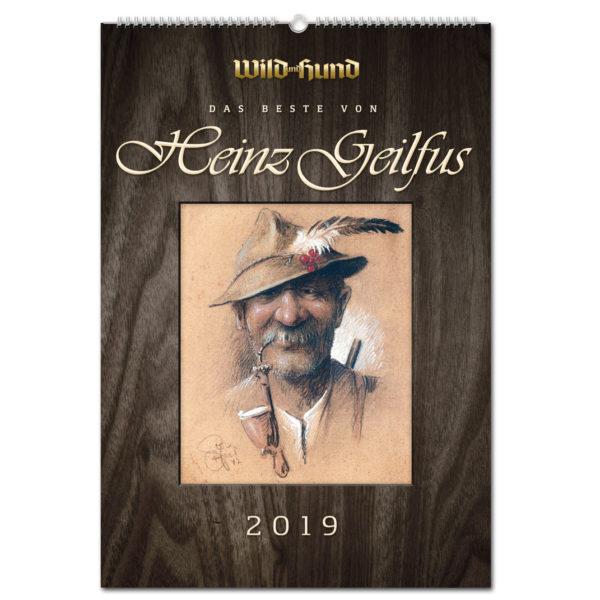 Geilfus Kalender 2019 im Pareyshop
