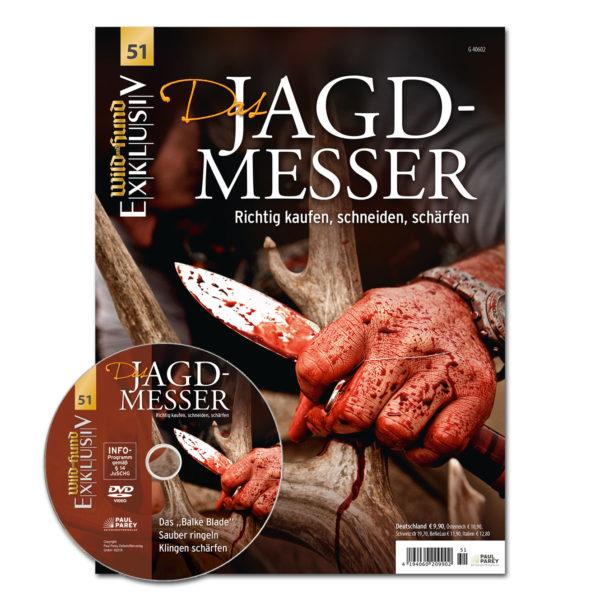 WILD UND HUND Exklusiv Nr. 51: Das Jagdmesser im Pareyshop