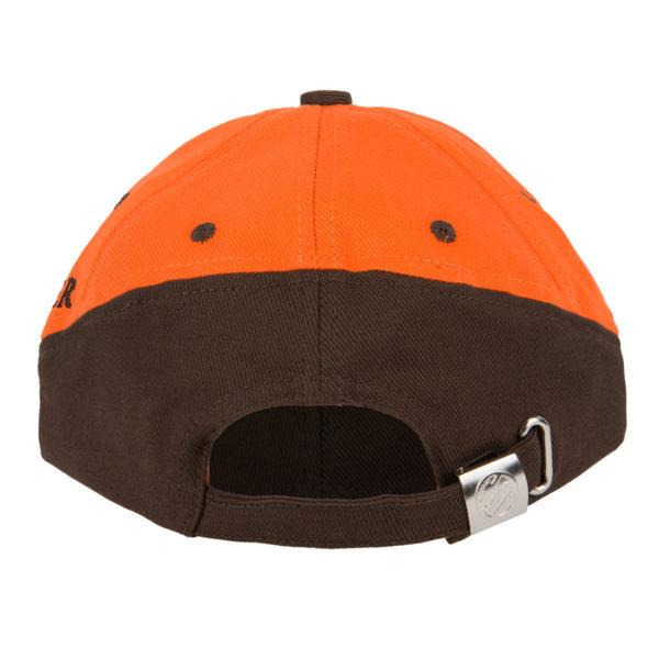 KEYLER Cap Orange/Braun im Pareyshop