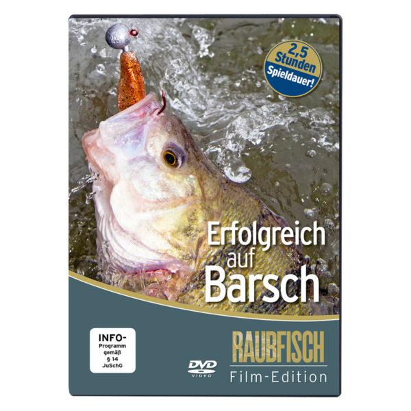 Erfolgreich auf Barsch (DVD) im Pareyshop