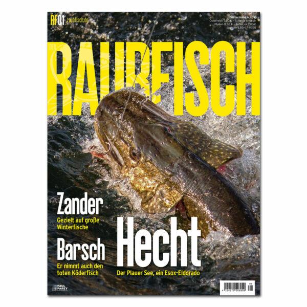 Der Raubfisch 2019/01 im Pareyshop