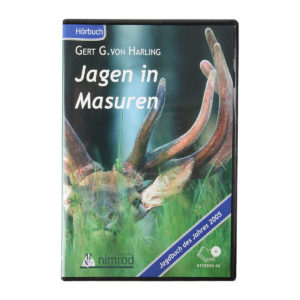 Jagen in Masuren (Hörbuch) im Pareyshop