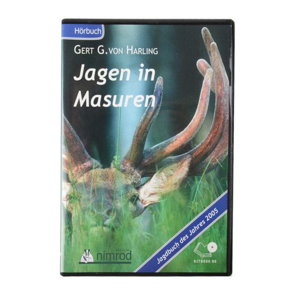 Jagen in Masuren (Hörbuch) im Pareyshop