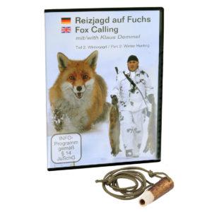 Rottumtaler Fuchsjagd-Set von Klaus Demmel im Pareyshop