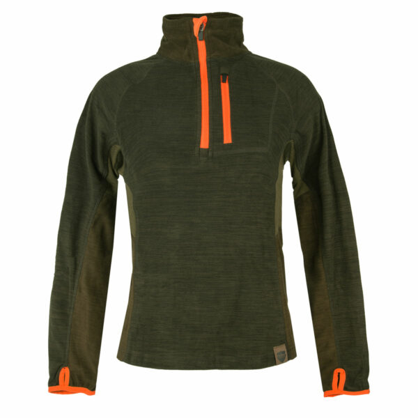 Northern Hunting Fleece Unterziehshirt Damen Revna im Pareyshop