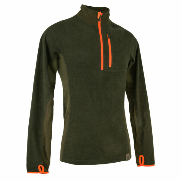 Northern Hunting Fleece Unterziehshirt Herren Bjorn im Pareyshop