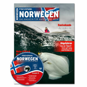FISCH & FANG Sonderheft Nr. 43: Norwegen-Magazin Nr. 12 + DVD im Pareyshop