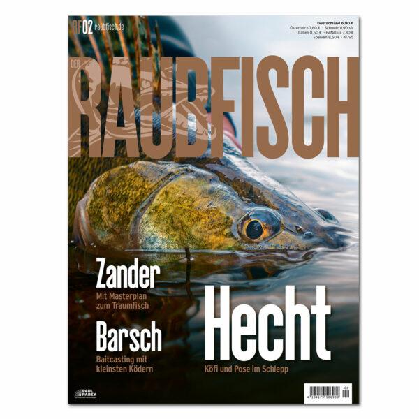 Der Raubfisch 2019/02 im Pareyshop