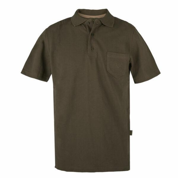Wild & Wald Herren Poloshirt Bert kurzarm im Pareyshop