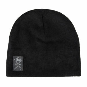 BUFF Polar Mütze Solid Black im Pareyshop