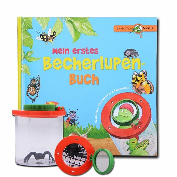 Set: Becherlupe im Pareyshop