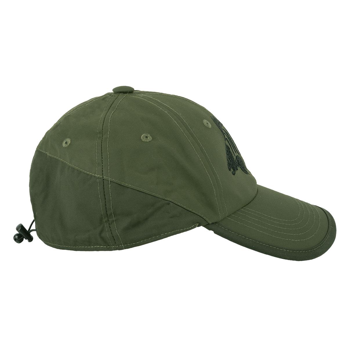 Pinewood Wildmark 2.0 Cap Basecap Angelcap grün