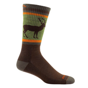 Darntough Herren-Socken Uncle Buck Braun im Pareyshop