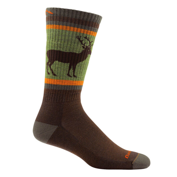 Darntough Herren-Socken Uncle Buck Braun im Pareyshop