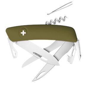 SWIZA Taschenmesser D07 Scissors (mit Schere) im Pareyshop