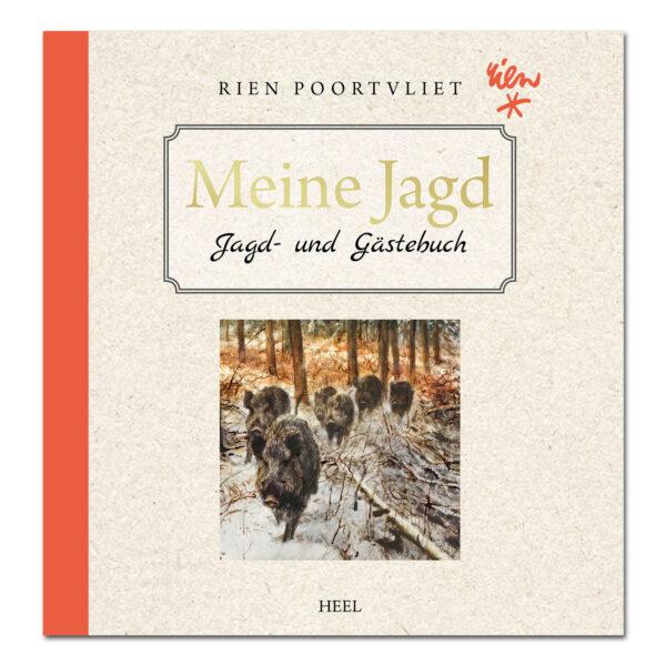 Meine Jagd: Jagd- und Gästebuch im Pareyshop