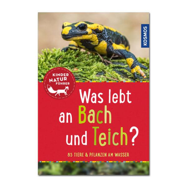 Kinder-Naturführer: Was lebt an Bach und Teich im Pareyshop