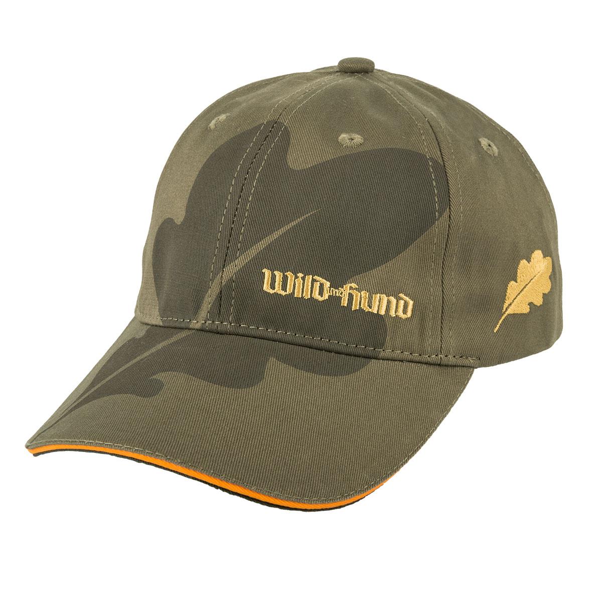 e946855cf46bae WILD UND HUND Edition: Cap (Eichenlaub) - kaufen auf Pareyshop.de