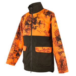Pinewood Herrenjacke Cumbria Wood Moosgrün/Strata Blaze im Pareyshop