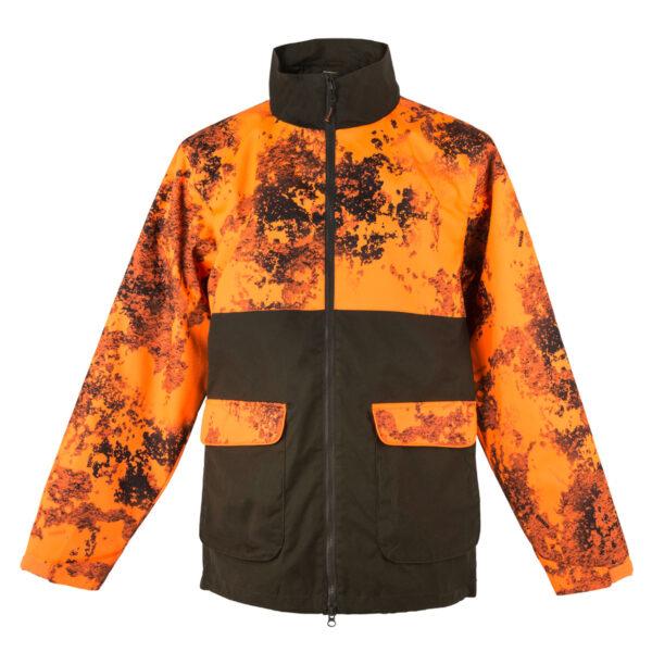 Pinewood Herrenjacke Cumbria Wood Moosgrün/Strata Blaze im Pareyshop