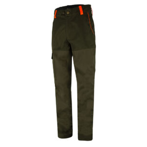 Pinewood Herren-Hose Cumbria Wood Moosgrün im Pareyshop