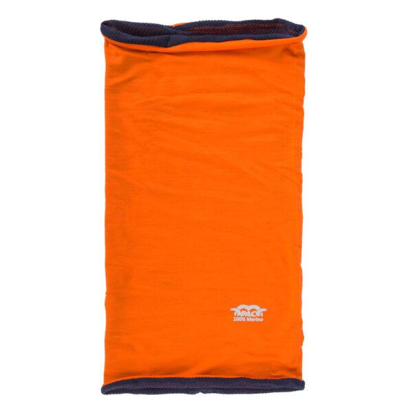 P.A.C. Nackenwärmer Merino Cell-Wool Pro + Bright Orange im Pareyshop