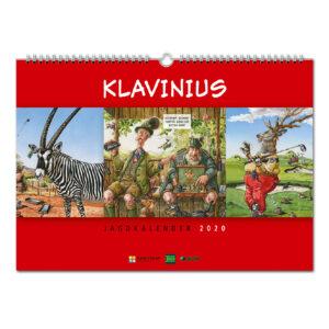 DJZ Edition: Klavinius Jagdkalender 2020 im Pareyshop