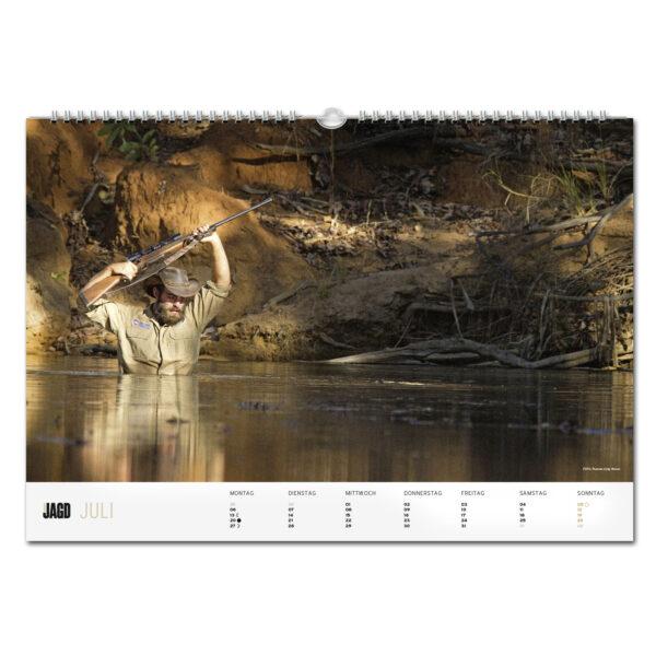 Abenteuer Jagd Kalender 2020 im Pareyshop