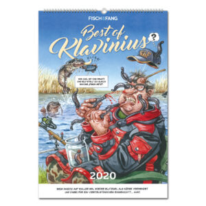 FISCH & FANG Edition: Best of Klavinius Kalender 2020 im Pareyshop