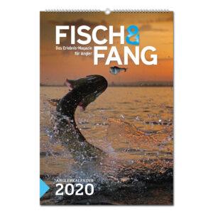 FISCH & FANG Edition: Anglerkalender 2020 im Pareyshop