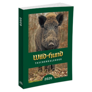 WILD UND HUND Edition: Taschenkalender 2020 im Pareyshop