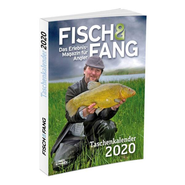 FISCH & FANG Edition: Taschenkalender 2020 im Pareyshop