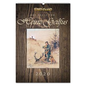 WILD UND HUND Edition: Das Beste von Heinz Geilfus Kalender 2020 im Pareyshop
