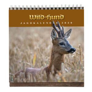 WILD UND HUND Edition: Jagdkalender Tischvariante 2020 im Pareyshop