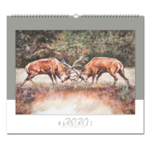WILD UND HUND Edition: Ward Nijs Kalender 2020 im Pareyshop