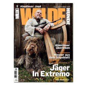 Wilde Hunde 2019/03 im Pareyshop