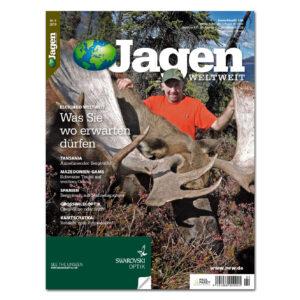 Jagen Weltweit 2019/04 im Pareyshop
