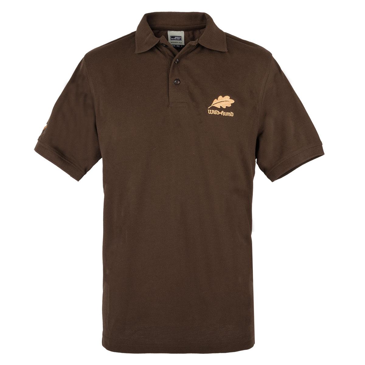 size 40 ccffc 6a8f9 WILD UND HUND Edition: Herren Poloshirt kurzarm