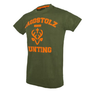 Jagdstolz T-Shirt College Orange im Pareyshop