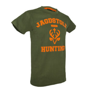 Jagdstolz Herren T-Shirt College Orange im Pareyshop