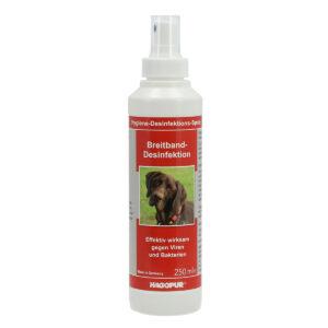 HAGOPUR Breitband-Desinfektion für Hunde im Pareyshop