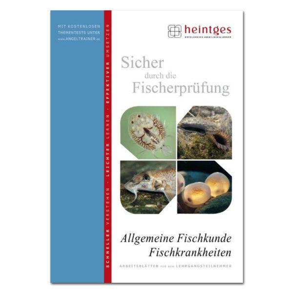 """Heintges Arbeitsblätter """"Fischerprüfung"""" im Pareyshop"""